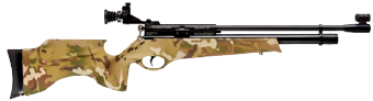 BSA R-10 MK2 VC Pre-Charged Air Rifle
